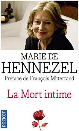 livre Marie de Hennezel la mort intime